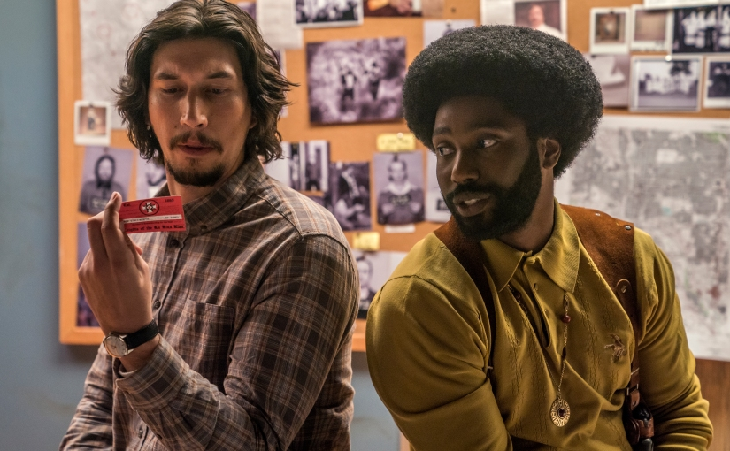 BlacKkKlansman takes out Cannes Grand Prix, Grand Wizards to follow
