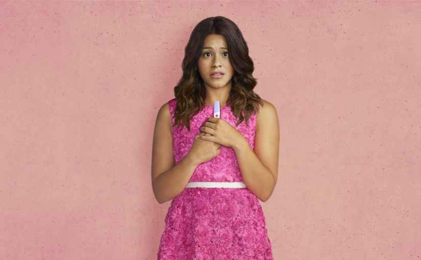 Sit down, kid. It's time we talked about Jane The Virgin